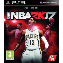 JEU PS3 NBA 2K17