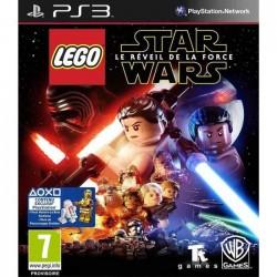 JEU PS3 LEGO STAR WARS : LE REVEIL DE LA FORCE