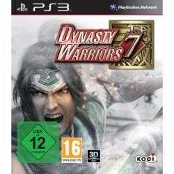 JEU PS3 DYNASTY WARRIORS 7 IMPORT ALLEMAND