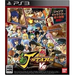 JEU PS3 J STARS VICTORY IMPORT JAP SANS NOTICE