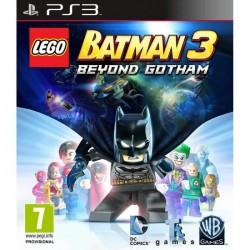 JEU PS3 LEGO BATMAN 3 IMPORT ANGLAIS