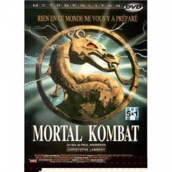DVD MORTAL KOMBAT