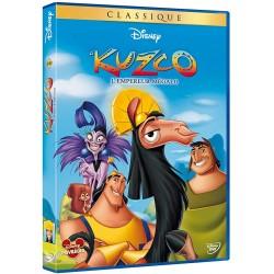 DVD DISNEY - KUZCO, L EMPEREUR MEGALO