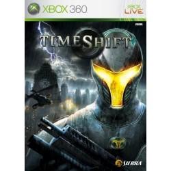 JEU XBOX 360 TIMESHIFT