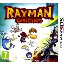 JEU 3DS RAYMAN ORIGINS