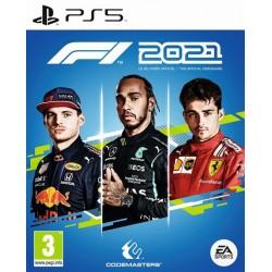 JEU PS5 F1 2021