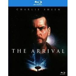 BLU-RAY THE ARRIVAL CHARLIE SHEEN