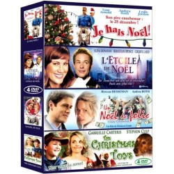 COFFRET 4 DVD NOEL