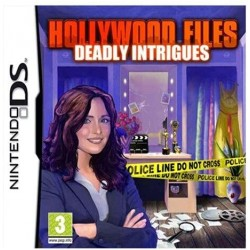 JEU DS HOLLYWOOD FILES : DEADLY INTRIGUES SANS BOITE