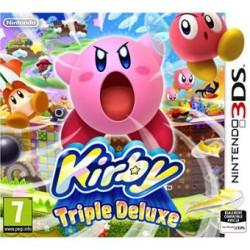 JEU 3DS KIRBY: TRIPLE DELUXE (SANS BOITE)