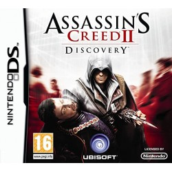 JEU DS ASSASSIN S CREED II : DISCOVERY SANS BOITE