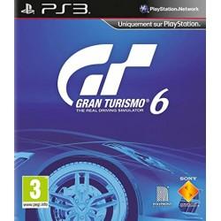 JEU PS3 GRAN TURISMO 6