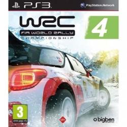JEU PS3 WRC 4