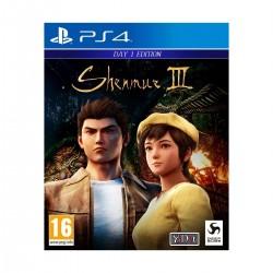 JEU PS4 SHENMUE 3